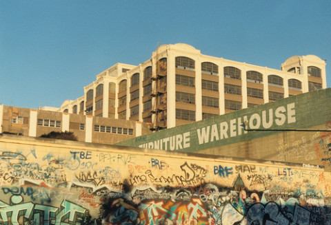 old montgomery ward building oakland