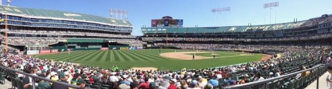 oakland as day game