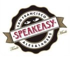 speakeasy brewery