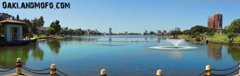 lake merritt fountains running