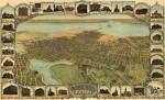 oakland map 1900