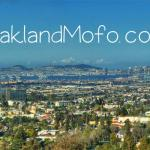 Panoramic Oakland San Francisco Bay Area