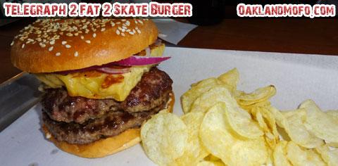 best oakland burger