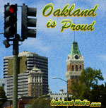 Oakland is Proud