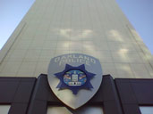 Oakland Police Department building