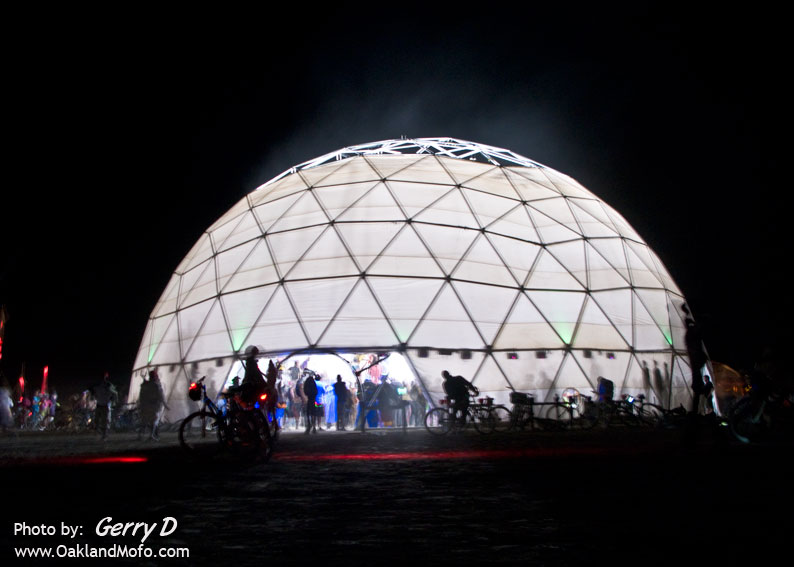 Double Dome Party