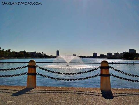 lake merritt water fountain